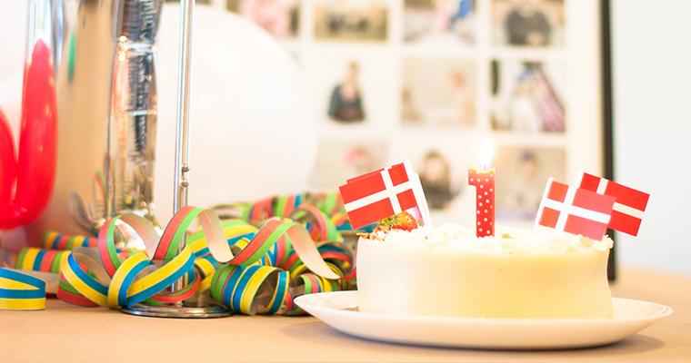 Beeld fejrer 1 års fødselsdag