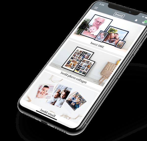 Print dine mobilbilleder på lækre plakater