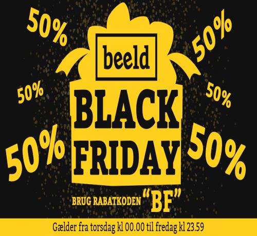 Beeld Black Friday