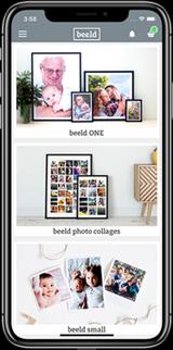 Design via iPhone app'en